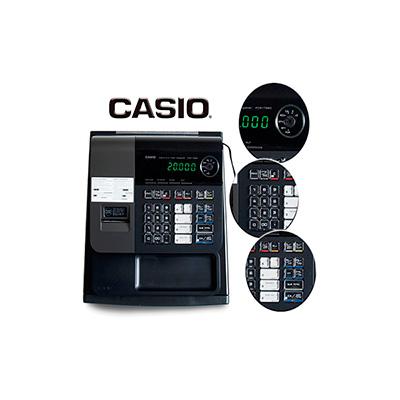 REGISTRADORA CASIO PCRT-280