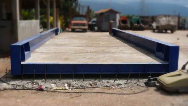 Basculas Camioneras en Bogotá precio